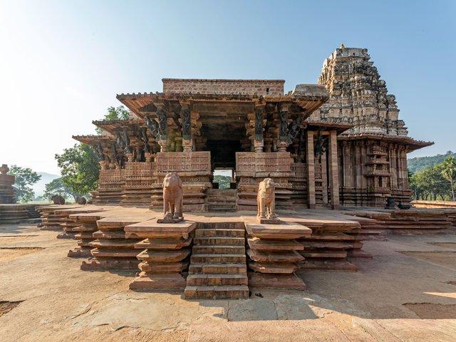 Ramappa Temple, Twitter/PM Narendra Modi