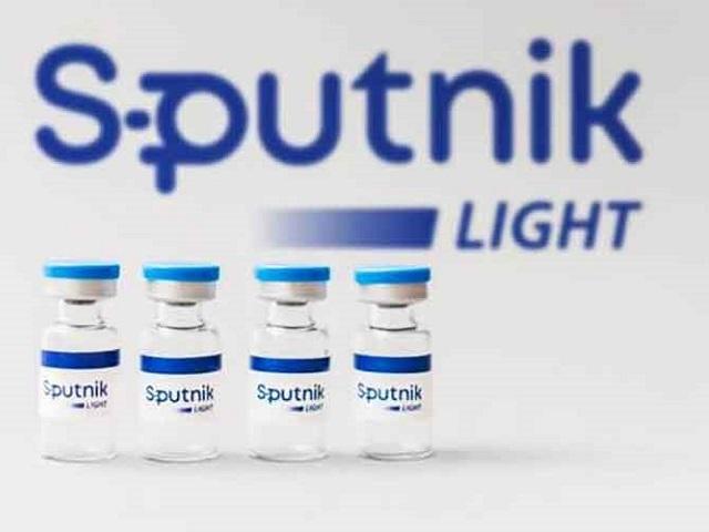 Sputnik Light COVID Vaccine