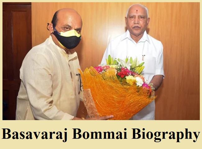 Basavaraj Bommai Biography