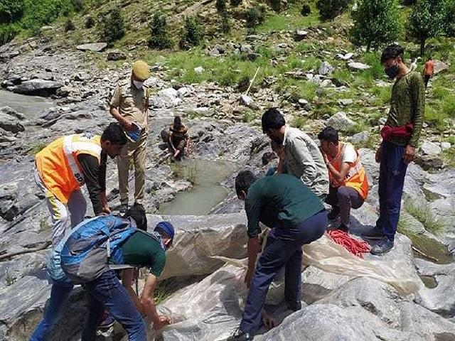 Kishtwar Cloudburst: At least 5 dead, around 40 injured after cloudburst hits Jammu and Kashmir's Kishtwar district