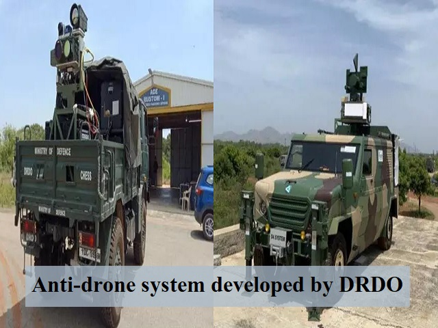 Explained: What is an anti-drone system developed by DRDO?