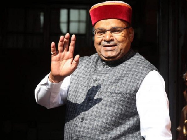 Union Minister Thaawarchand Gehlot