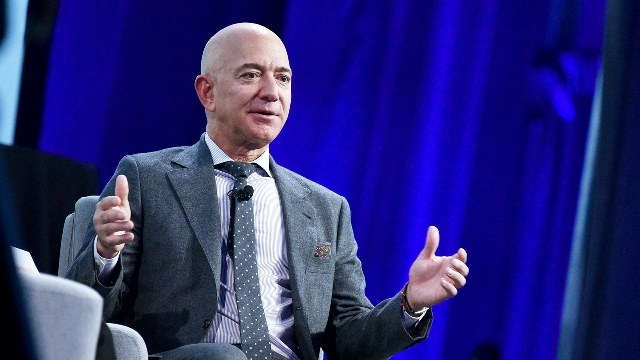Jeff Bezos steps down as Amazon CEO, Andy Jassy takes over