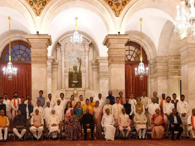 Cabinet Reshuffle 2021: New Union Council of Ministers, Source: PTI