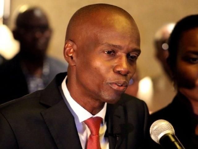 Haiti President assasinated