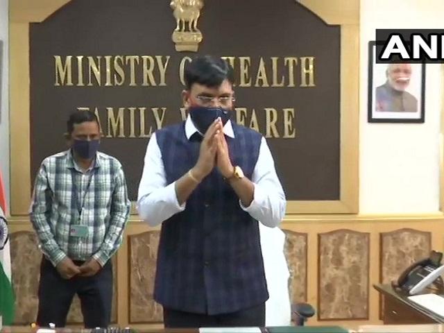 Meet New Health Minister Manshukh Mandavia
