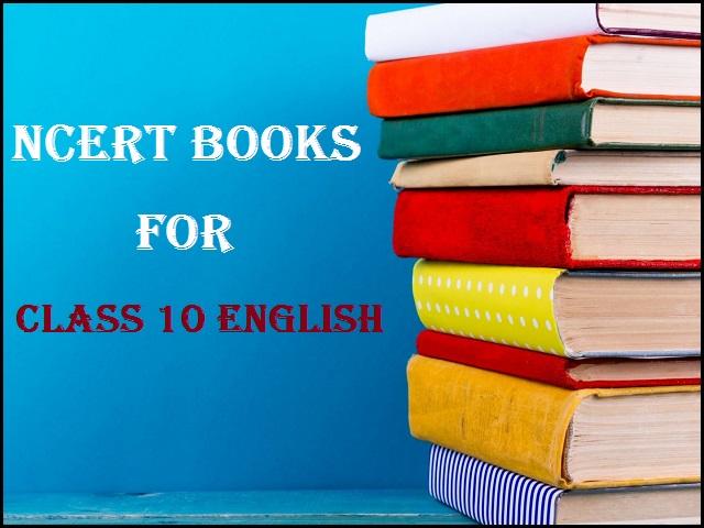 NCERT Books for Class 10 English