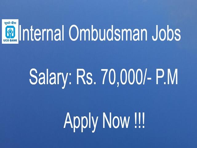 Apply Internal Ombudsman Posts before 30 June