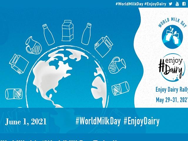 World Milk Day 2021, Source: worldmilkday.org