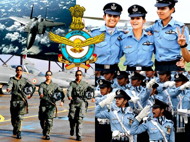 Indian Air Force Female Officer Recruitment 2021 through AFCAT Exam: Opportunities for Women to make a career in IAF after Graduation & Post Graduation