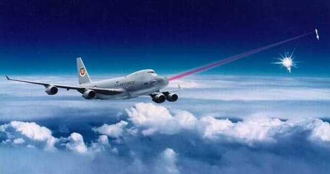 Israel successfully tests airborne laser defense system