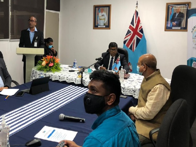 India-Fiji sign MoU