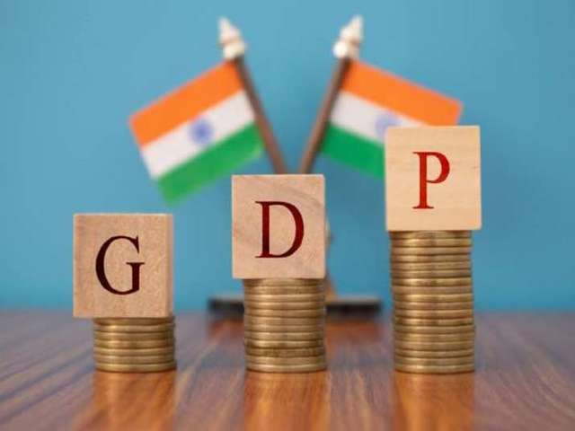 India GDP, Source: PTI
