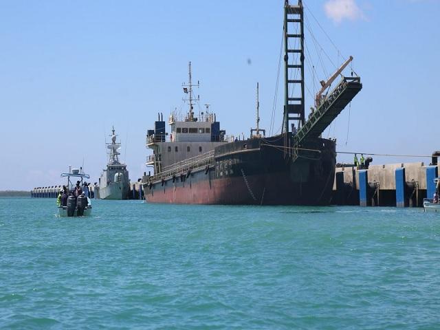 Kenya's Lamu Port | Chinese-built port in the Indian Ocean