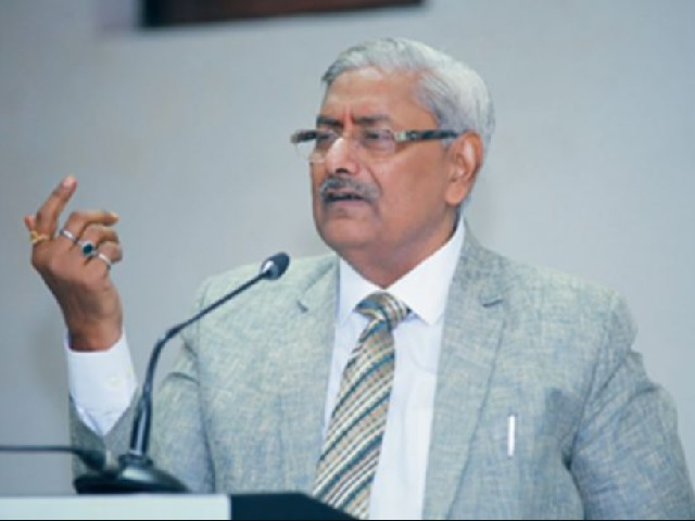 Former Judge Arun Kumar Mishra takes charge as NHRC Chairman 2021