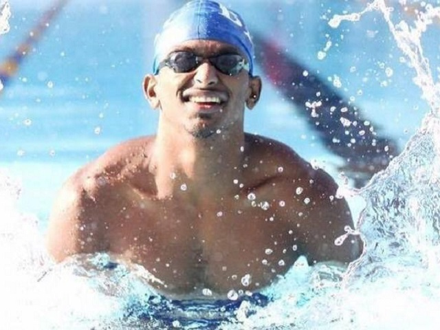 Sajan Prakash becomes first Indian swimmer to qualify for Tokyo Olympics, Source: Twitter