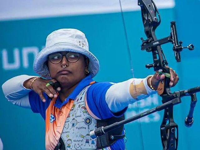 Archer Deepika Kumari becomes world No 1 after winning gold at World Cup