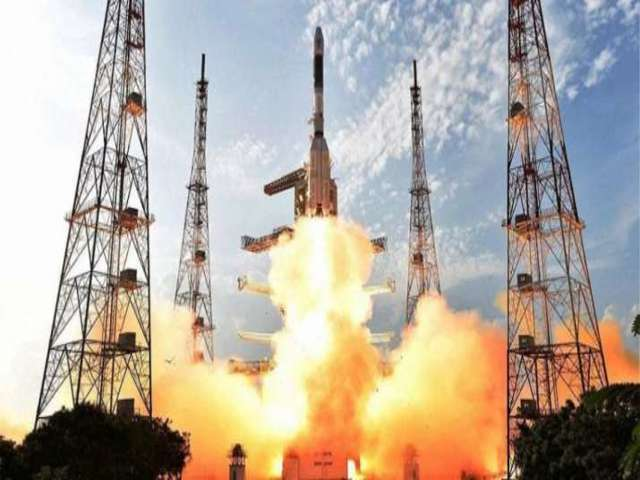 Rocket launch, India, Source: PTI