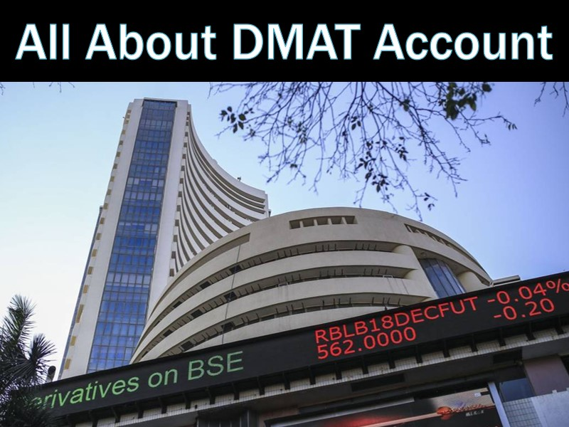 DMAT Account - Meaning and Functions