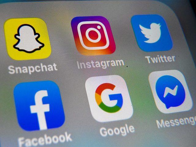 World Social Media Day, Source: AFP