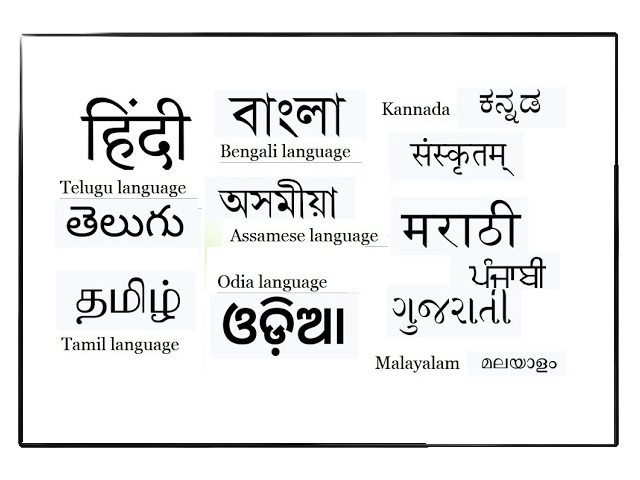 Ugliest Language in India Controversy