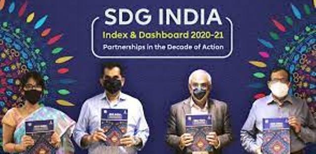 NITI Aayog's SDG India Index 2020-21: Kerala top performing state, Bihar worst performer