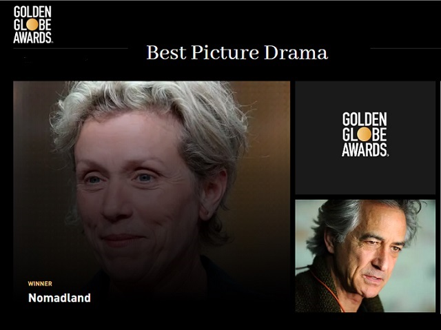 Golden Globe Awards 2021: Check Full List of winners - Jagran Josh
