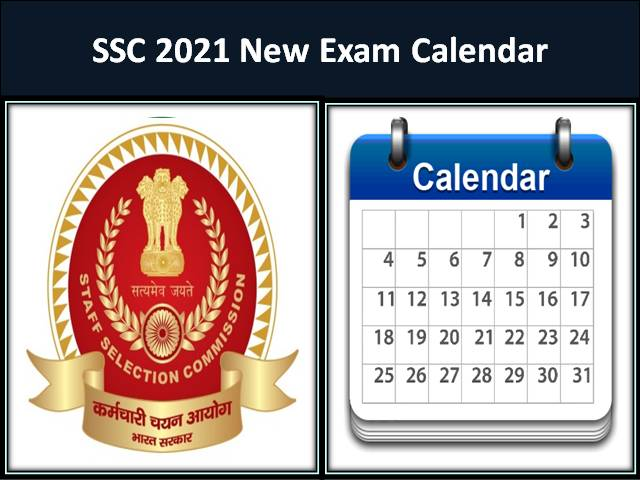 SSC Exam Calendar 2021 Revised @ssc.nic.in due to COVID Surge: Check Postponed Exam Dates of SSC CGL, SSC CHSL, SSC JE, SSC CPO, SSC JHT, SSC Stenographer, SSC GD Constable & Other SSC 2021 Exams