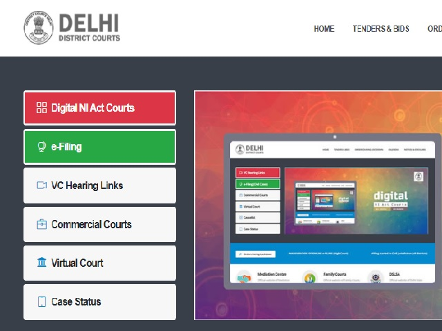 Delhi District Court Medical Test Schedule 2021 Released for JJA/ DEO Post @delhicourts.nic.in, Check Details Here
