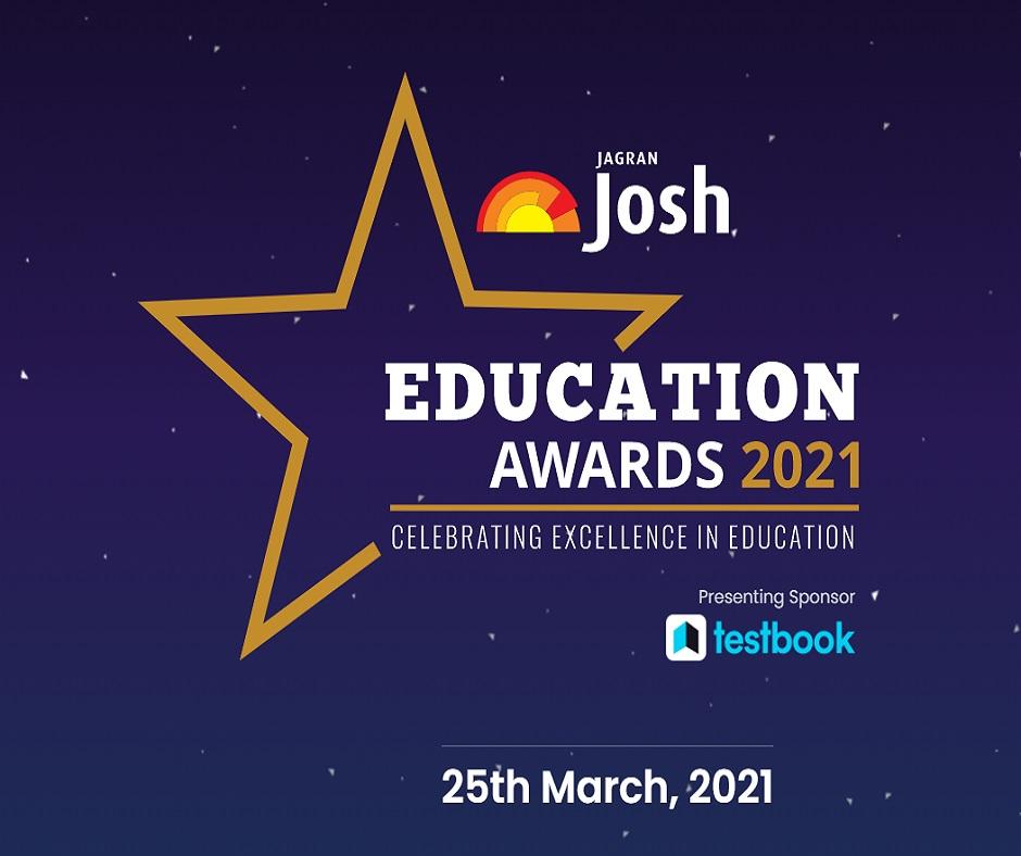 Jagranjosh Education Awards 2021 Win