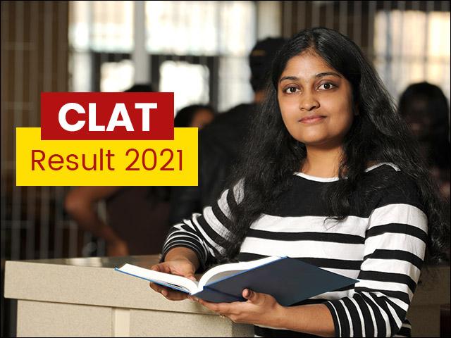 CLAT Result 2021