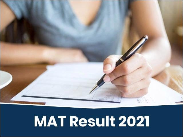MAT Result 2021