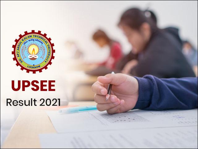 UPSEE Result 2021