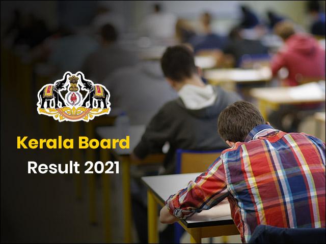 Kerala Board Result 2021
