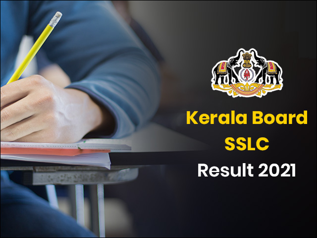 Kerala Board SSLC Result 2021