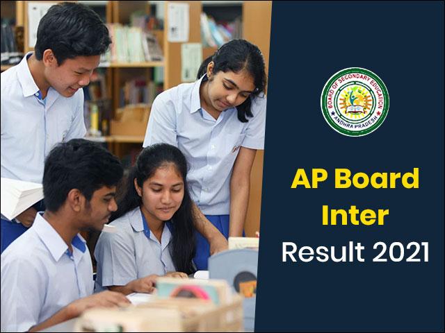 AP Board Inter Result 2021
