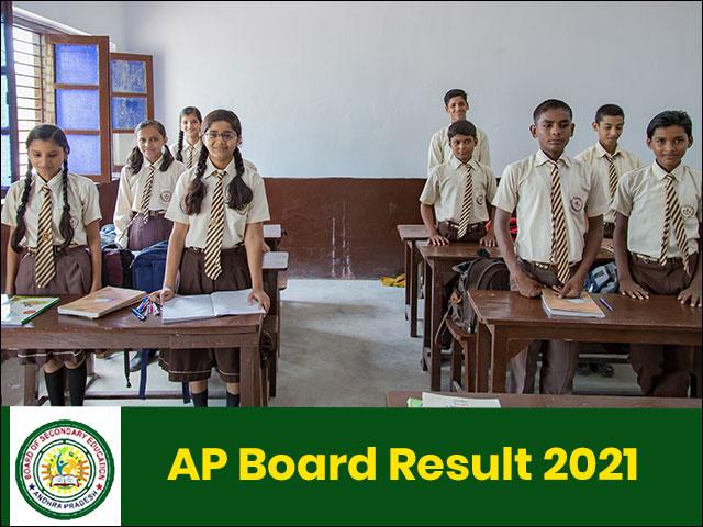 AP Board Result 2021
