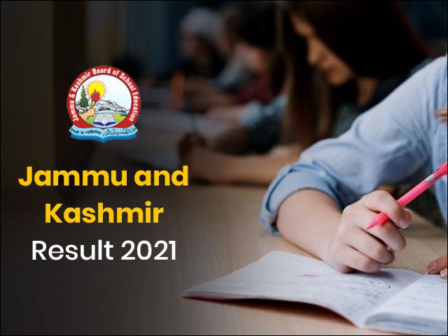 Jammu and Kashmir Result 2021