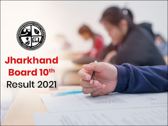 Jharkhand Board 10th Result 2021