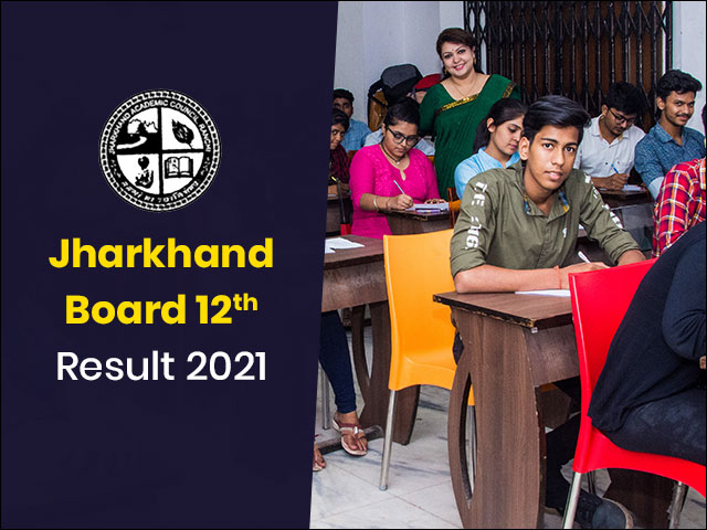 Jharkhand Board 12th Result 2021