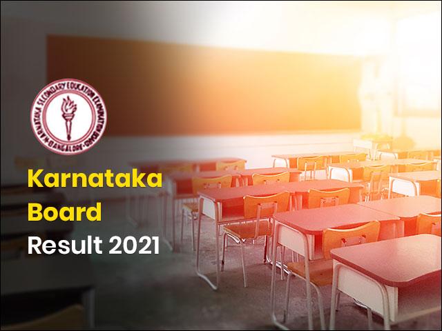 Karnataka Board Result 2021