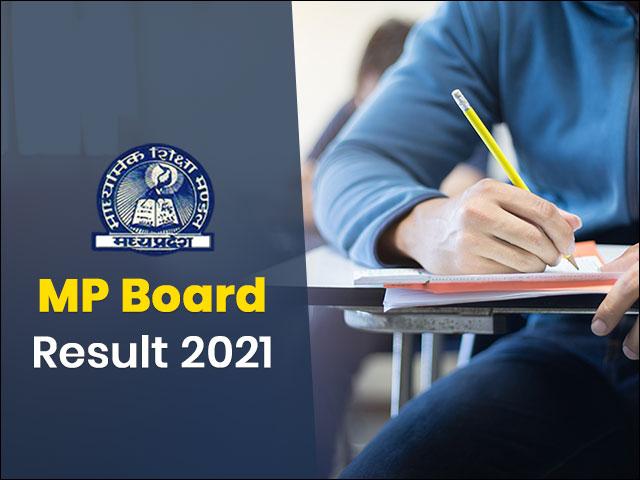 MP Board Result 2021