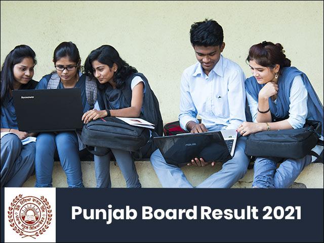 Punjab Board Result 2021