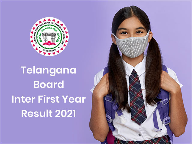 Telangana Board Inter First Year Result 2021