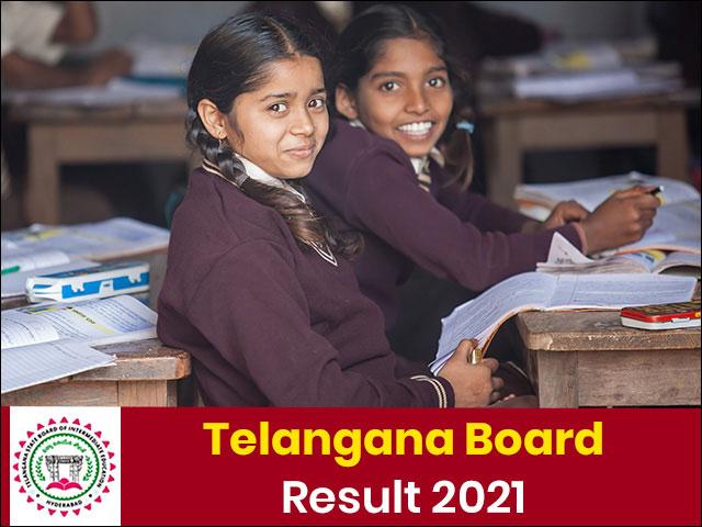 Telangana Board Result 2021