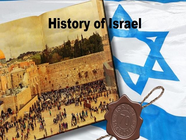 Israelhistory