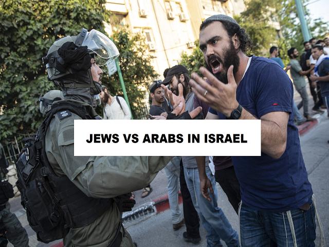 JewsVsArabs