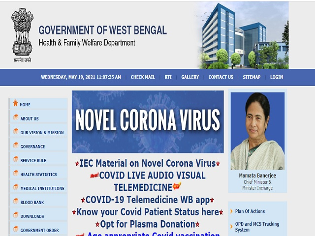 WB Health Recruitment 2021, Walk in for 55 Medical Officer Posts before 24 May