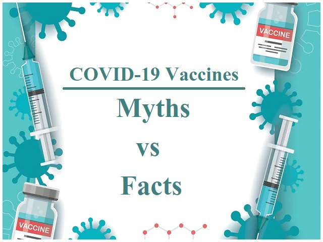 Myths and Facts about COVID-19 Vaccines