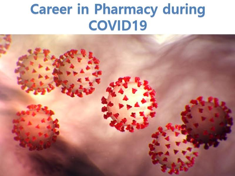 Pharmacy and COVID19